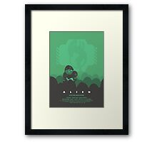 Ridley Scott's Alien Print Sigourney Weaver as Ripley Framed Print