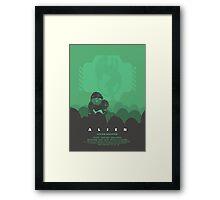 Ridley Scott's Alien Print Sigourney Weaver as Ripley Framed Print