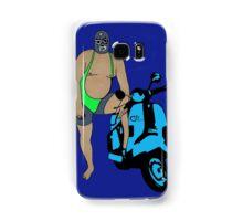 Zed Lilac Samsung Galaxy Case/Skin