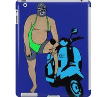 Zed Lilac iPad Case/Skin