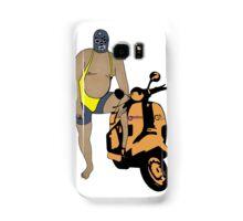 Zed MOD 1 Samsung Galaxy Case/Skin