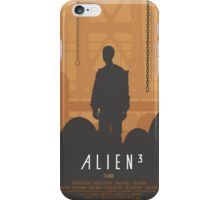 Ridley Scott's Alien³ Print Sigourney Weaver as Ripley iPhone Case/Skin