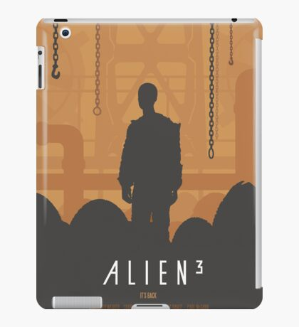 Ridley Scott's Alien³ Print Sigourney Weaver as Ripley iPad Case/Skin