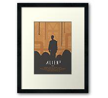 Ridley Scott's Alien³ Print Sigourney Weaver as Ripley Framed Print