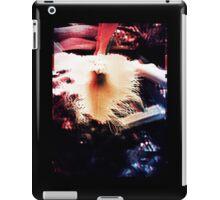 Modern flower iPad Case/Skin