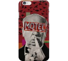 Public Figures Collection -- Hitchcook by Elo iPhone Case/Skin
