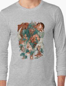 DS The Hood Long Sleeve T-Shirt