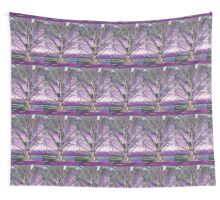 Tollymore Tree Wall Tapestry