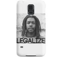 Legalize it Samsung Galaxy Case/Skin
