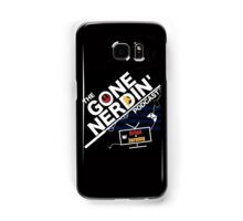 Gone Nerdin Podcast Logo Samsung Galaxy Case/Skin