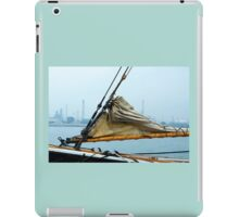 Sails Down iPad Case/Skin