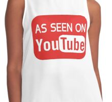 As Seen On YouTube Contrast Tank