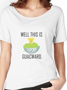 Well This is Guacward Women's Relaxed Fit T-Shirt