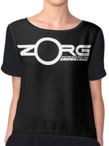 Zorg Industries (The Fifth Element) Chiffon Top