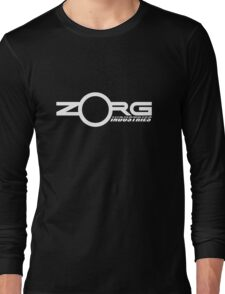 Zorg Industries (The Fifth Element) Long Sleeve T-Shirt