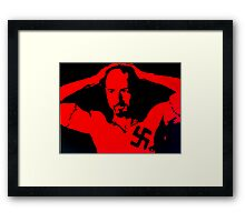 Edward Norton from American History X Framed Print
