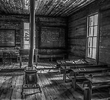 One-Room Schoolhouse by Susan Nixon