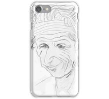 Keith Richards iPhone Case/Skin