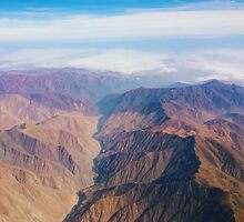 Andes Mountains by mar78me