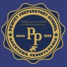 Pencey Prep School (Catcher in the Rye) by cisnenegro