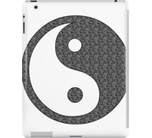 Yoga Buddha Style iPad Case/Skin