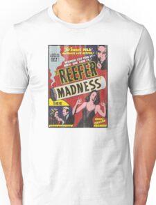 Vintage Reefer Madness Unisex T-Shirt
