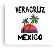 Veracruz Mexico Canvas Print