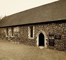 Duxford Chapel by Matt Keil