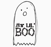 My Lil Boo ghost Kids Clothes
