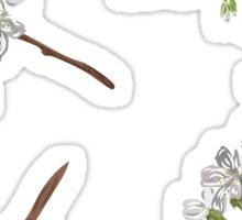 Noon Blossom Sticker