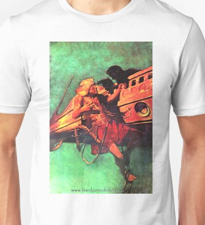 Pulp Fiction Era Scene Unisex T-Shirt