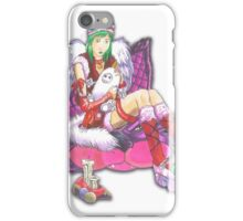 Kitty Seat iPhone Case/Skin
