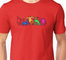 Keith Haring Dance Unisex T-Shirt