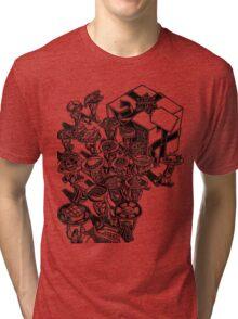 Gift of International Food Tri-blend T-Shirt