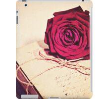 Kiss Goodbye iPad Case/Skin