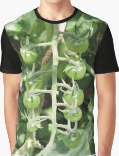 Vegetable Garden: Tomatoes Graphic T-Shirt