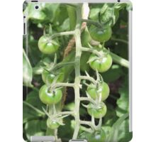 Vegetable Garden: Tomatoes iPad Case/Skin
