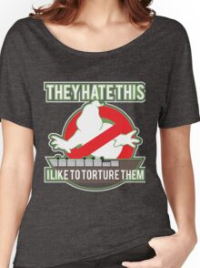 They hate this... Women's Relaxed Fit T-Shirt