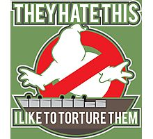 They hate this... Photographic Print