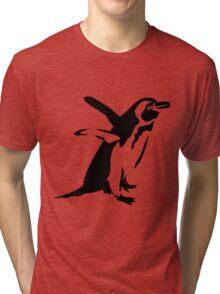 Pingu 2 Tri-blend T-Shirt