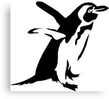 Pingu 2 Canvas Print