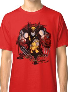 Wolverine Classic Brown Classic T-Shirt