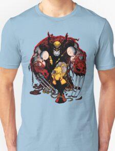 Wolverine Classic Brown Unisex T-Shirt