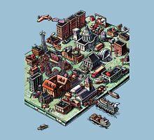 Computer Landscape Unisex T-Shirt