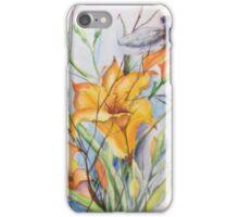 Garden Lily  iPhone Case/Skin
