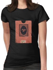 old photographic box Womens Fitted T-Shirt