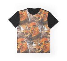 Morrissey Autograph Art Graphic T-Shirt