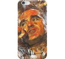 Morrissey Autograph Art iPhone Case/Skin