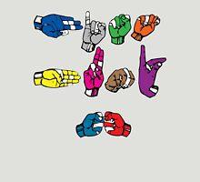 Fist Bump Unisex T-Shirt