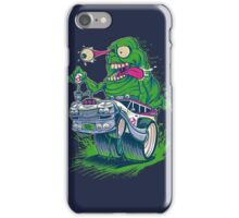 SNOT FINK iPhone Case/Skin